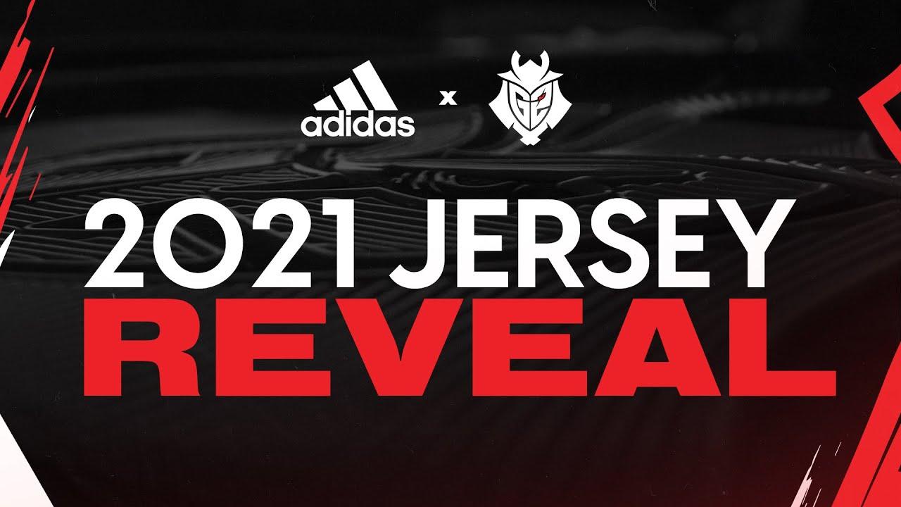 2021 Pro Kit Jersey Reveal | G2 Esports x adidas