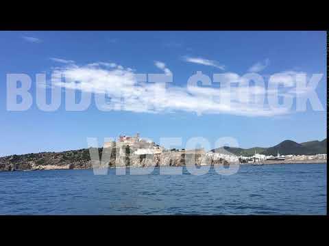 Old Ibiza Coastline View