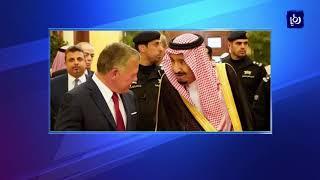 الملك يشدد على وقوف الأردن إلى جانب السعودية في مختلف الظروف - (23-10-2018)