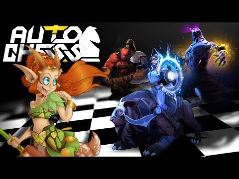 DOTA 2 Auto Chess: Combining Druids is Pure Value! thumbnail