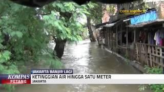 Banjir Rendam Permukiman Warga Kampung Baru