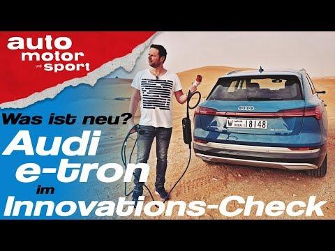 Innovations-Check: Wie gut ist der neue Audi e-tron wirklich? Bloch erklärt #53 | auto motor & sport