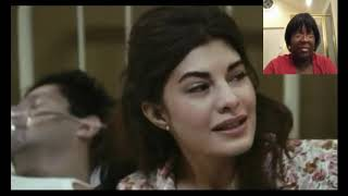 "Live Reaction to the Trailer of ""According to Mathew"" Starring  Jacqueline Fernandez"