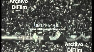 DiFilm - Argentina vs Brasil Campeonato Mundial de Futbol 1978