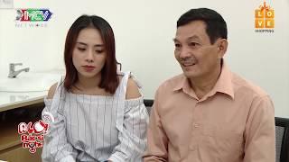 Miko Lan Trinh hoảng hồn với cơn đau tim bất ngờ đi ngang qua của Bảo Cường