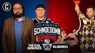 Anarchy Tournament! JTE/Harris VS The Wildberries - Movie Trivia Schmoedown
