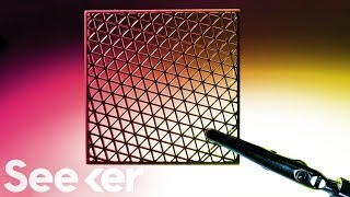 These Metamaterials Go Beyond the Properties of Nature