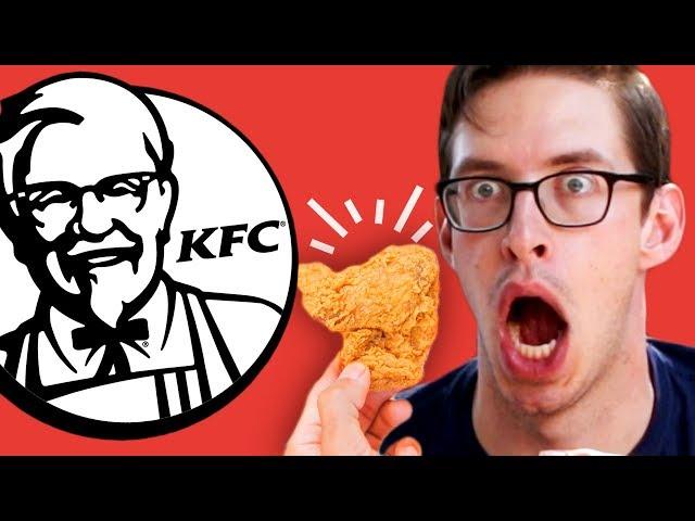 Keith Eats Everything At KFC