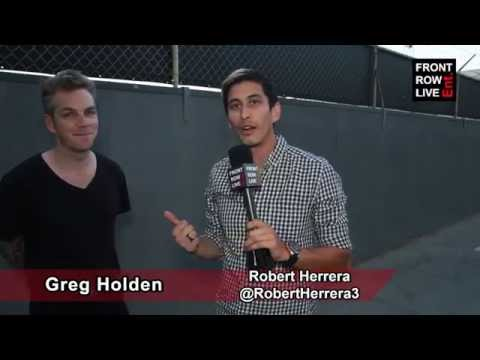 "Greg Holden talks ""The Next Life"" & Wanting Acceptance w/ @RobertHerrera3"