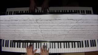 ピアノソロ用にアレンジしました。フルサイズ 作詞 stereograph Rap詞 ...