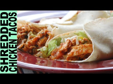 How To Make Gluten Free Chicken Tacos