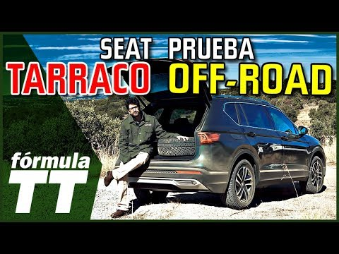 Seat Tarraco | Prueba Off-Road