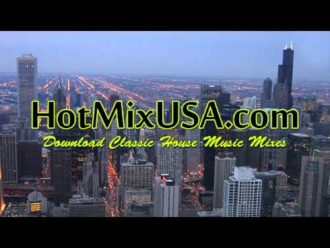 Chicago House Music Mix 4 - Brian Middleton - Classic B96 Mix