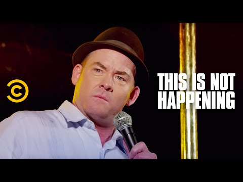 David Koechner Poops on a Cop Car  This Is Not Happening  Uncensored