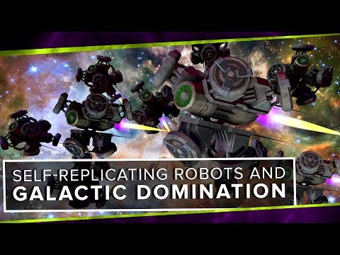 Self-Replicating Robots and Galactic Domination | Space Time | PBS Digital Studios