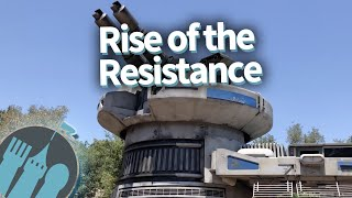 Star Wars: Rise of the Resistance in Disney World is Finally OPEN and We're Taking YOU Inside!