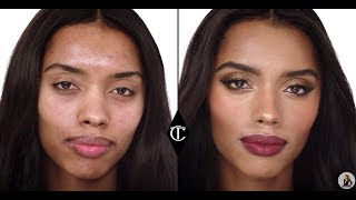 Red Carpet Makeup Tutorial: Naomi Campbell | Charlotte Tilbury