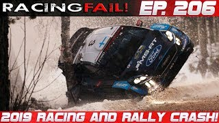 Rally Sweden 2019 Special | Racing and Rally Crash Compilation Week 206