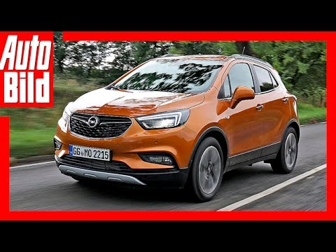 opel mokka x 2016 fahrbericht test review neuer. Black Bedroom Furniture Sets. Home Design Ideas