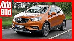 Opel Mokka X (2016) Fahrbericht/Test/Review - Neuer Kompakt SUV von Opel