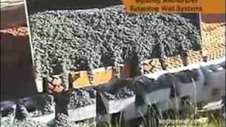 Muri a secco senza geogriglie (it)