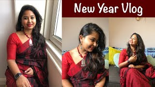 New Year Day Special Vlog | How I Welcomed 2019 | Indian Vlogger
