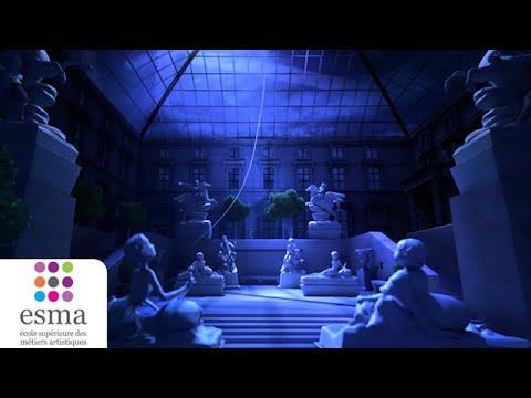 Le secret de Mona Lisa - ESMA 2021 (Teaser)
