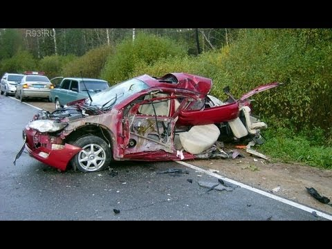 Crashes dad039s car see what he got from step mom
