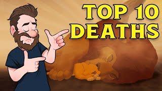 Top 10 Der Traurigste Animierte Film-Todesfälle - FerrisWheelPro