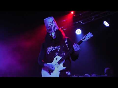 Buckethead live at 2720 Cherokee Performing Arts Center, St. Louis, MO 03/17/18 Part 1 {FULL HD}