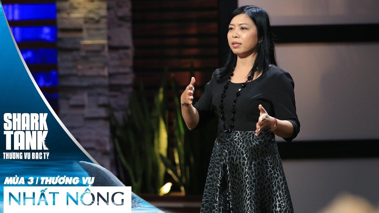 Cựu Giảng Viên Kinh Tế Gọi Vốn Để Đền Bù Thanh Xuân Khởi Nghiệp | Shark Tank Việt Nam Mùa 3