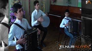 Elnur Aliyev Rehimi reqsi Quba uşaq musiqi mektebi