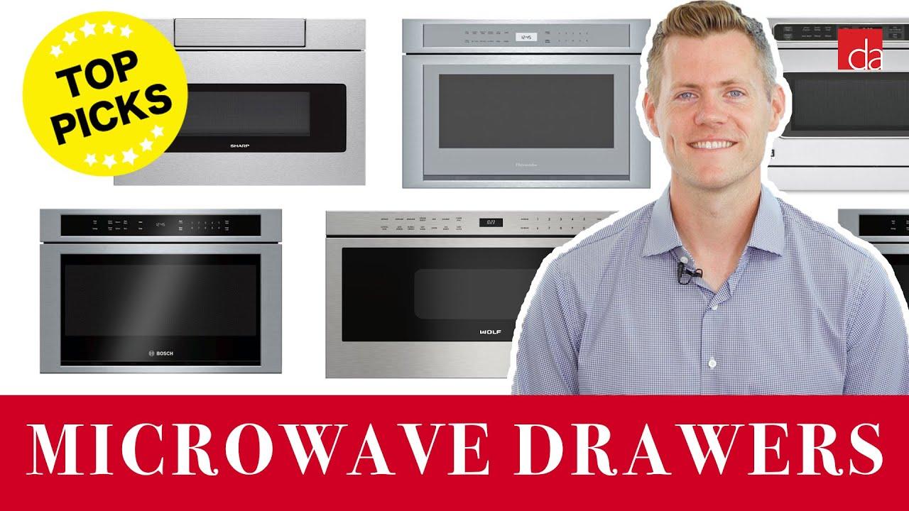 Microwave Drawer Top 4 Best Models