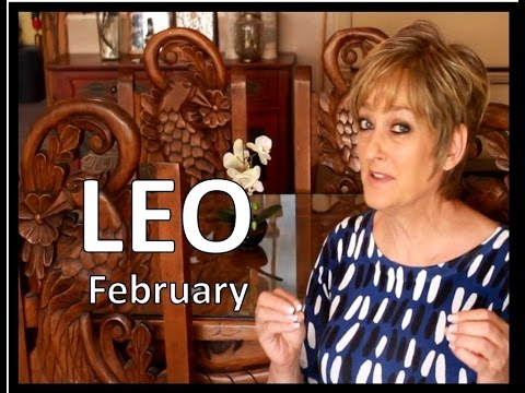 LEO February Horoscope 2017 - The Spiral of Love Growing to New Heights