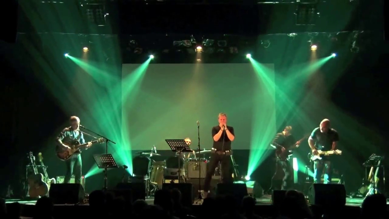 """GUY BÉLANGER BAND """"CROSSROADS"""" spectacle TRACES & SCARS L'Astral de Mtl avril 2017!"""