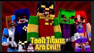 EVIL TEEN TITANS #1 - TINYTURTLE INVESTIGATES