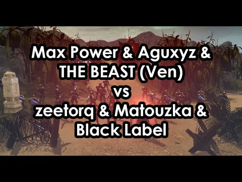 Max Power  & Aguxyz & THE BEAST (Ven) vs zeetorq & Matouzka & Black Label