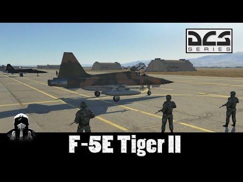 DCS: F-5E Tiger II Test Flight (Español)