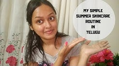 My Easy Summer Skin Care Routine | Affordable Products & Healthy Skin