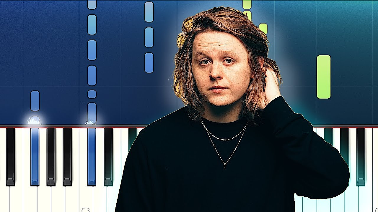 Lewis capaldi someone you loved (100% easy piano tutorial) youtube.