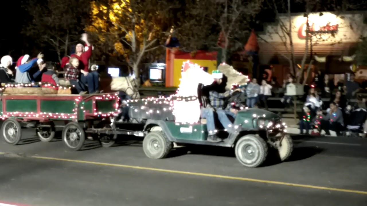Norco Christmas Parade 2017 - YouTube