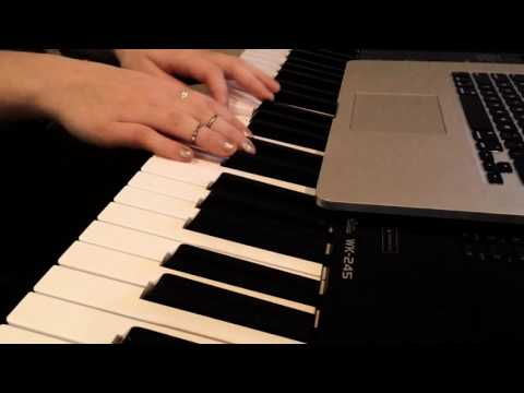 Strange fruit piano cover