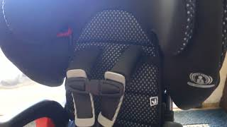 Britax Frontier ClickTight Booster Car Seat Review 2018