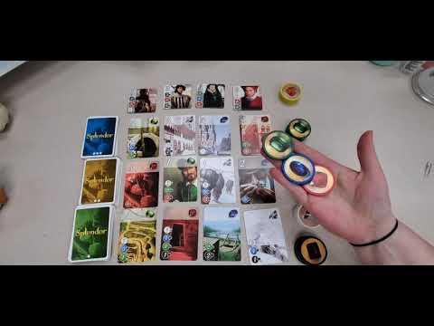 Board Game Splendor |