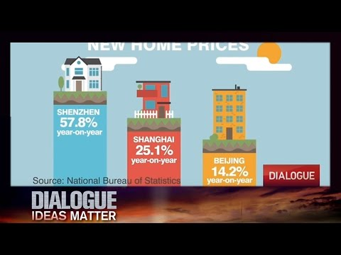 Dialogue— Property Market in China 04/10/2016 | CCTV