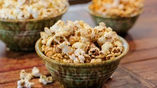 Kettle Corn | Three Fall Flavors