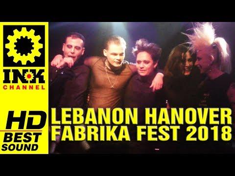 LEBANON HANOVER - Full Concert @Fabrika Fest [12/5/18 Thessaloniki Greece]