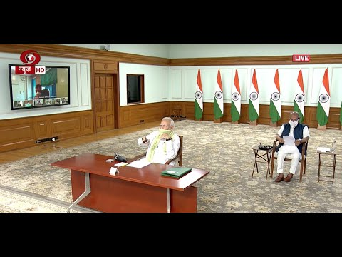 Urdu News- PM Modi hails contribution of Rural India in the fight against Coronavirus