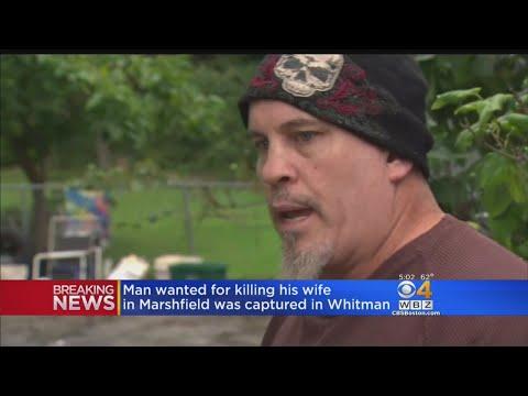 Marshfield Murder Suspect's Neighbor Speaks Out