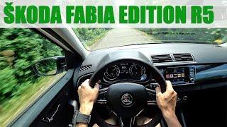 2018 Škoda Fabia Edition R5, 4K POV TEST: Není to R5. No a?